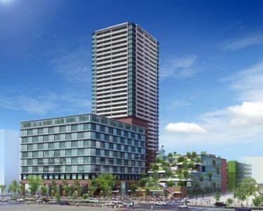 岡山市に地方最大級の再開発計画浮上!!総事業費500〜600億円??